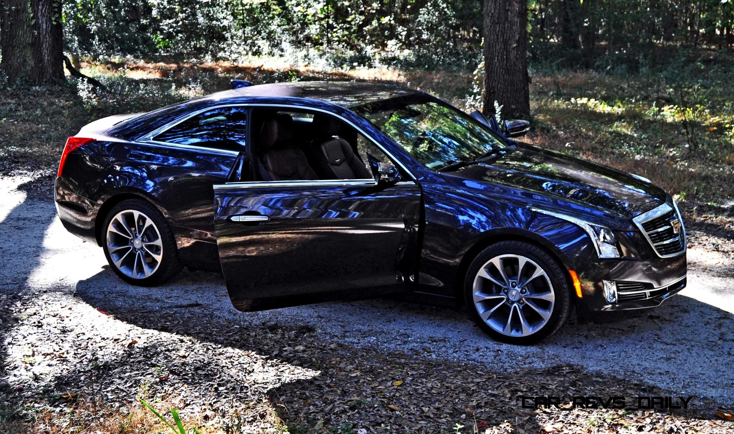 2015 Cadillac ATS Coupe Photos