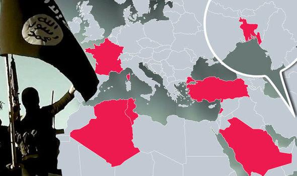 Risultati immagini per ISIS WORLD