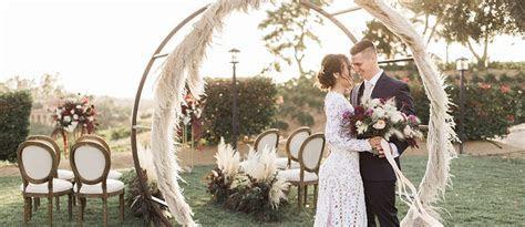 30 Spectacular Pampas Grass Wedding Decor   Wedding Forward
