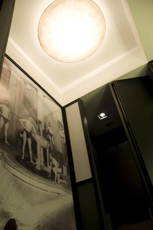 Casa FOA 2010, La Defensa, Espacio Nº 7 Baños Públicos - Marcelo Nougues, decoracion, , baños, muebles