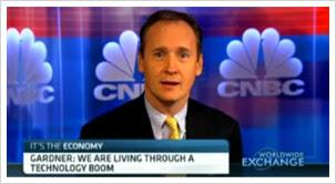 David Gardner on CNBC