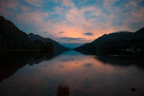 Loch Seile by dougiebeck
