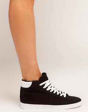 Image 3 of ASOS DEVIOUS High Top Trainers