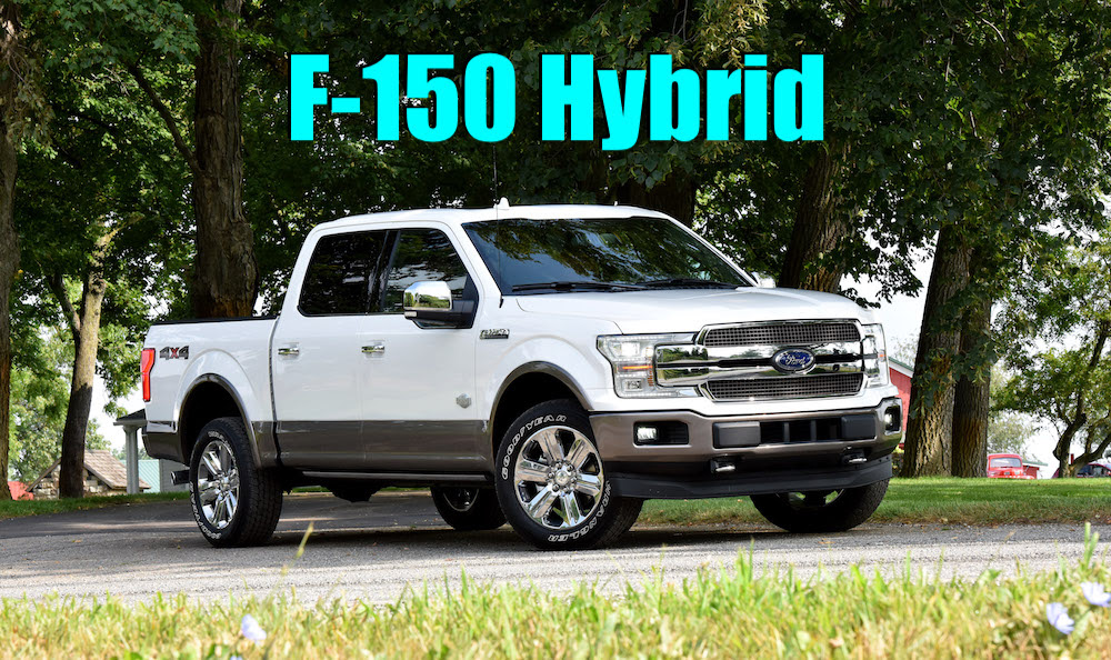 We Learn A Little More about the 2020 Ford F150 Hybrid ...