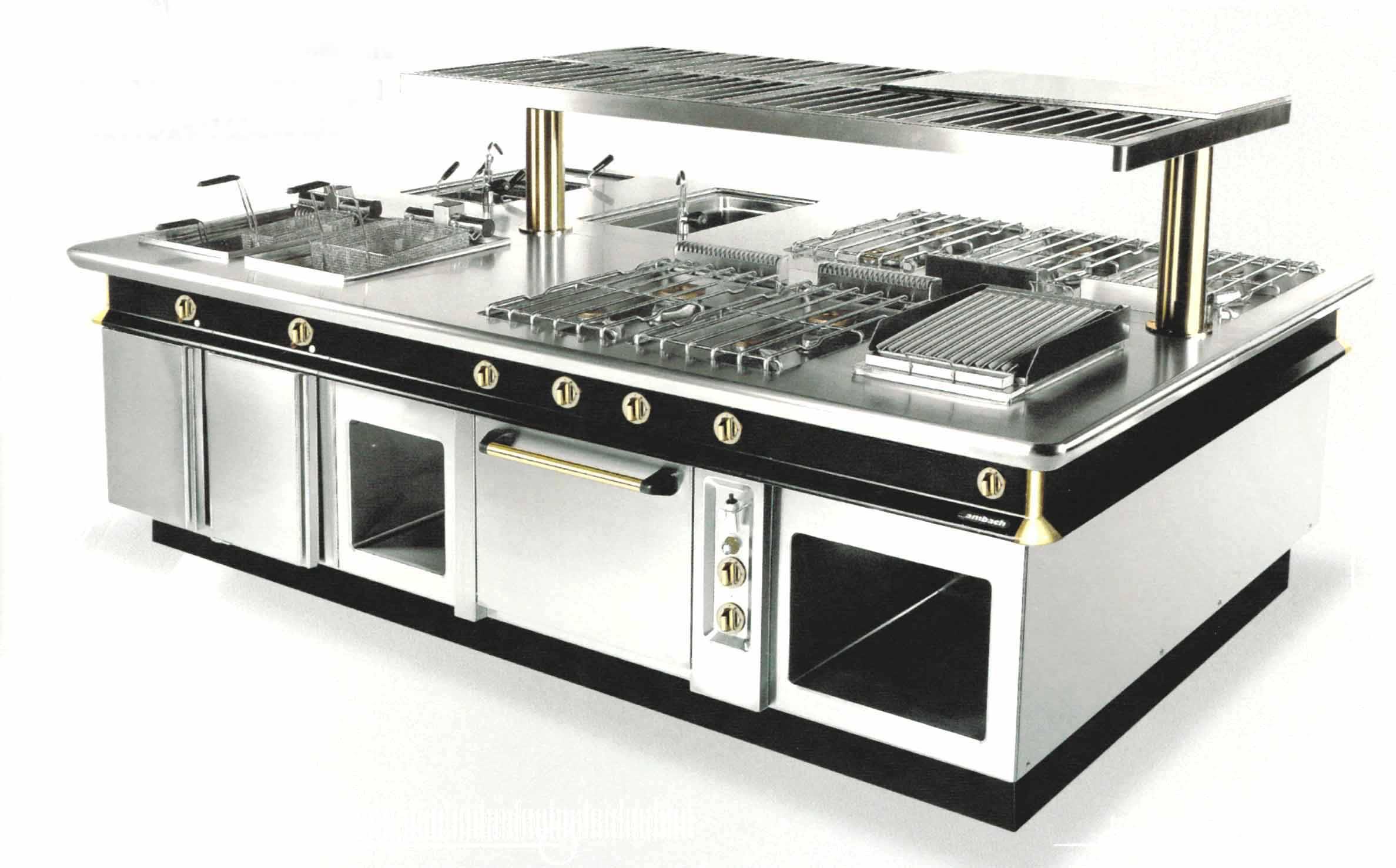 Forno rotor cucina arredi cucine ristoranti for Negozi cucine milano