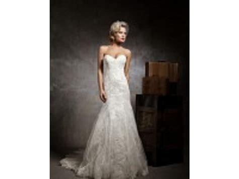 Justin Alexander $649 Size: 16   Used Wedding Dresses