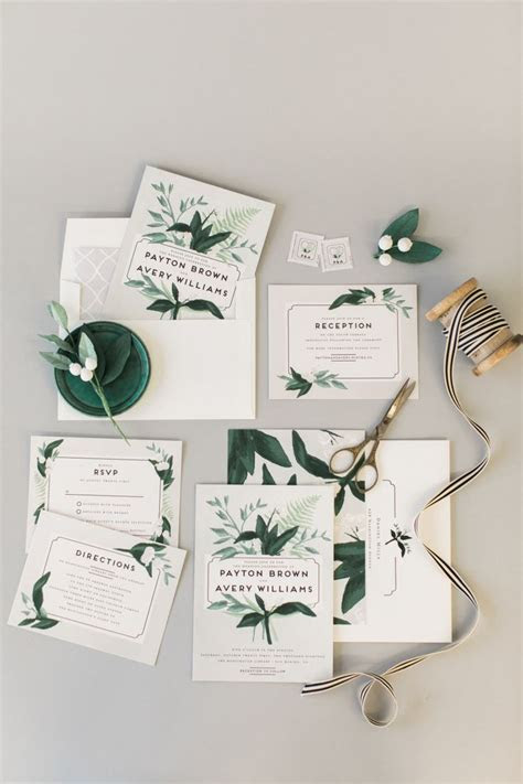 25  best ideas about Wedding Invitations on Pinterest