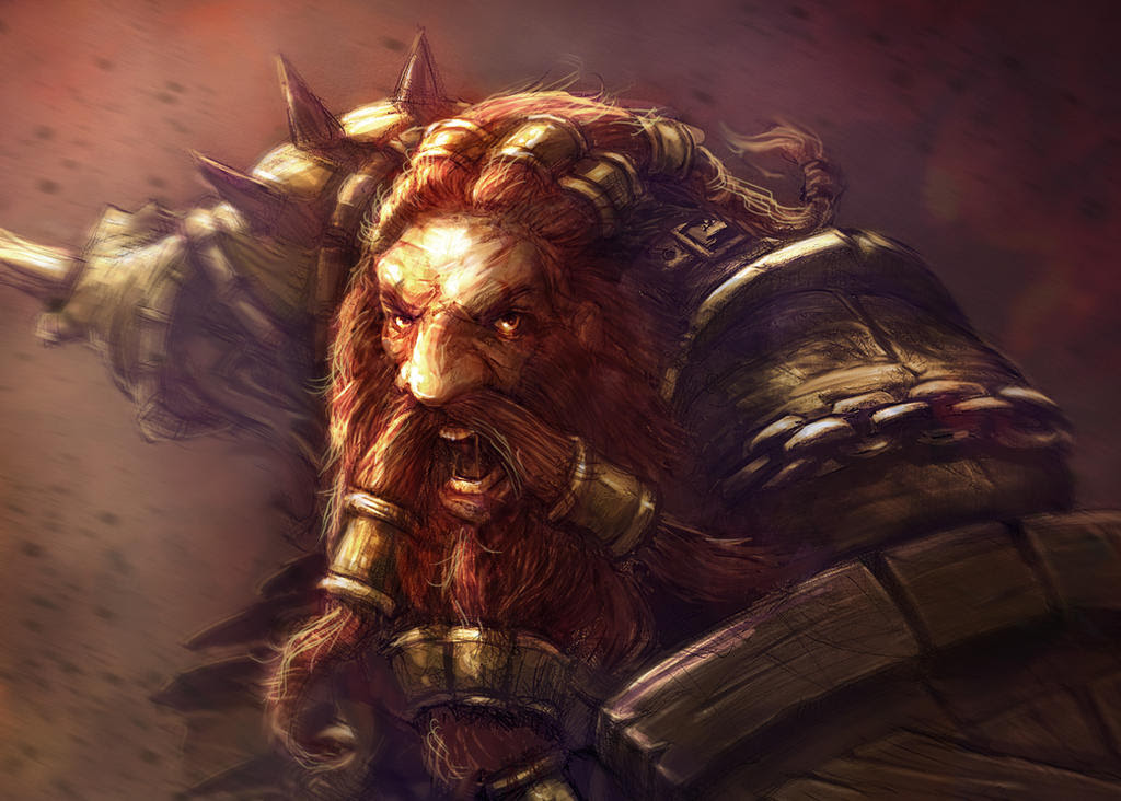5e Grognard: Surface Dwarves of Eska (Sabrak)