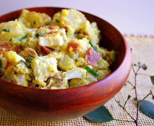 Egg Potato Salad WS