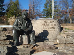 alex haley heritage square