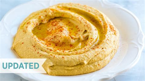 hummus    store bought easy