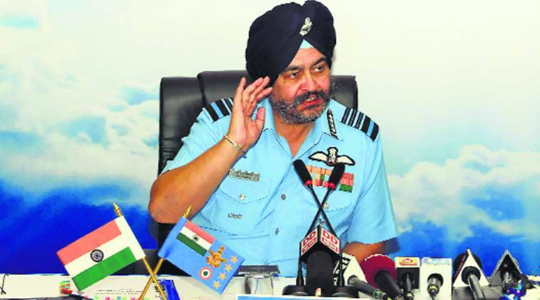 As per the IAF Chief, Air Chief Marshal B S Dhanoa, IAF has achieved unprecedented serviceability levels of 80 per cent for its fighter aircraft during the exercise. (File)