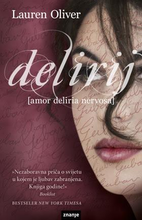 Delirij (Delirium, #1)