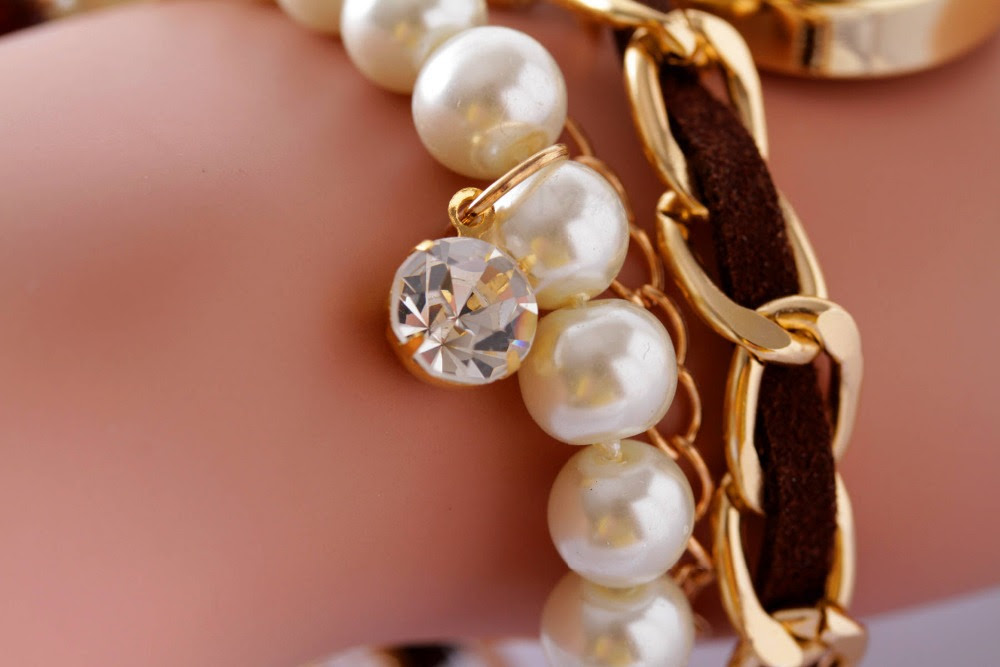 Image result for How to Recognize Artificial Pearls