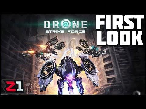 Drone Strike Force Walkthrough