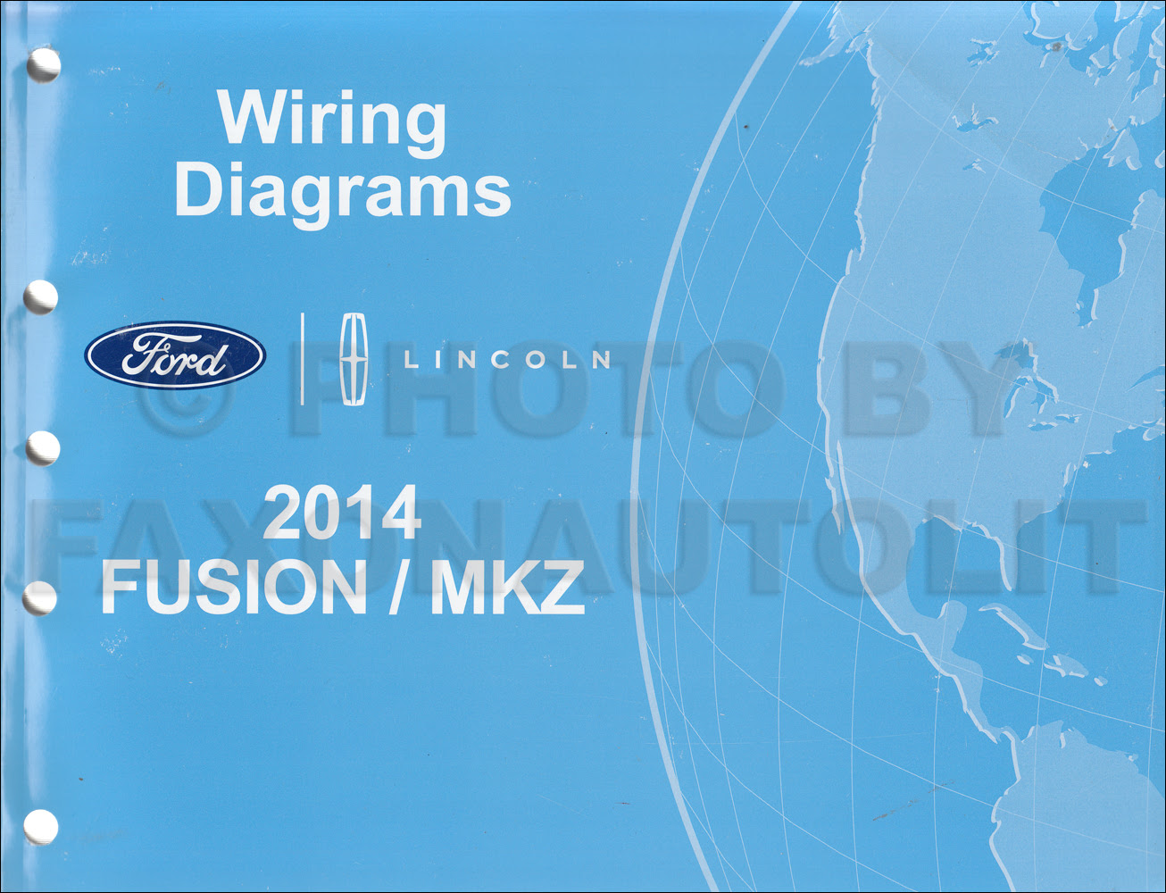 Wiring Diagram  29 2014 Ford Fusion Wiring Diagram