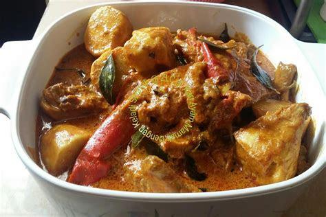 zulfaza loves cooking kari ayam indian style