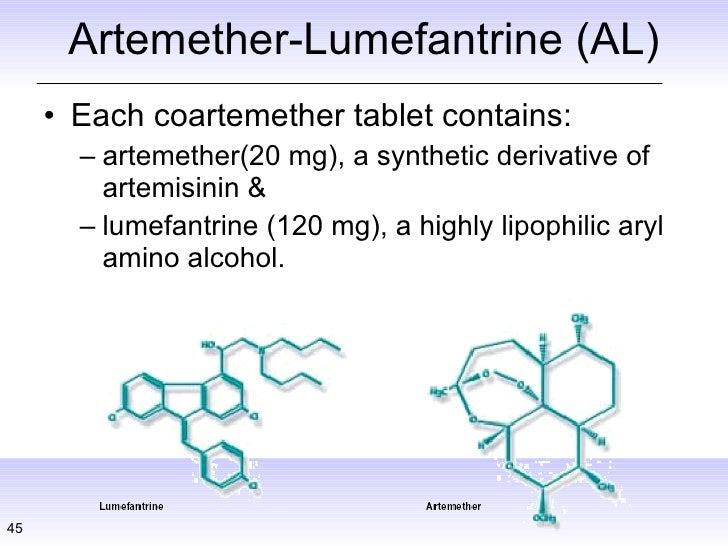 Image result for lumefantrine synthesis