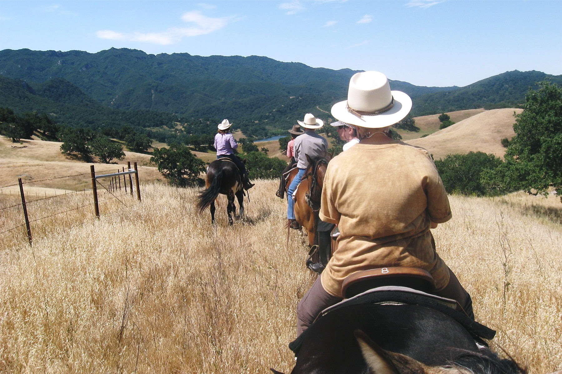 Best Dude Ranches  WesternStyle Luxury Dude Ranch