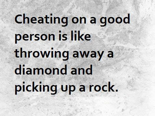 Cheating Love Quotes