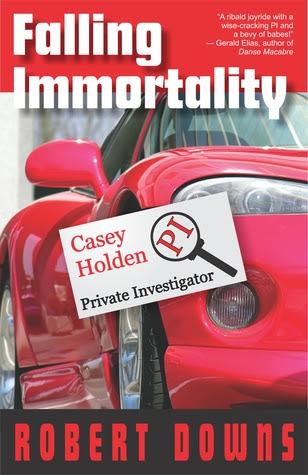 Falling Immortality: Casey Holden, Private Investigator