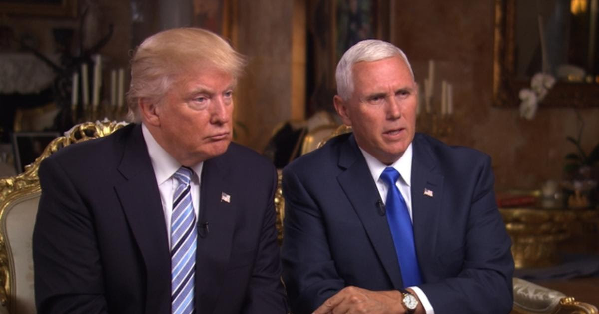 Image result for Trump and Pence