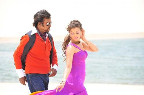Rajini with Aishwarya in ENTHIRAN