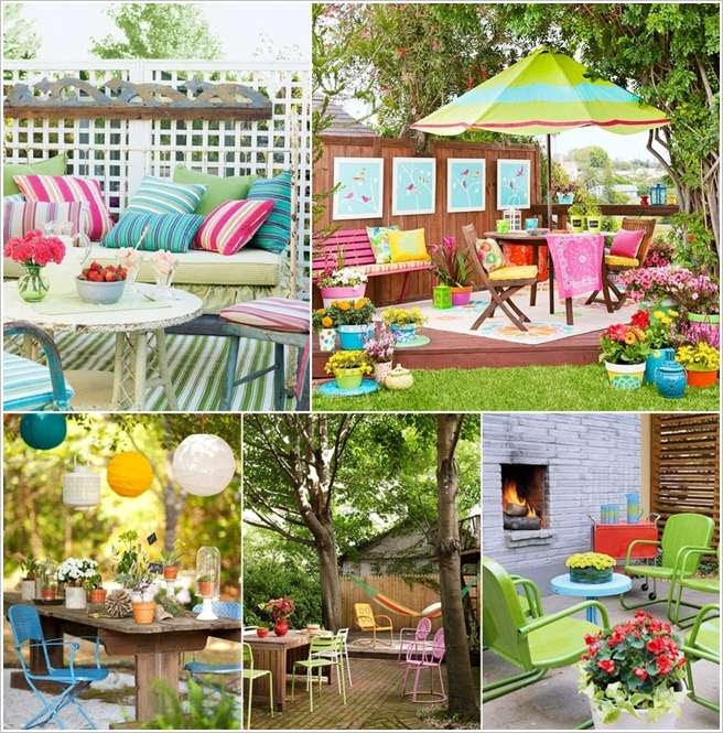 6 Fabulous Patio Decorating Ideas that You will Surely Admire 5