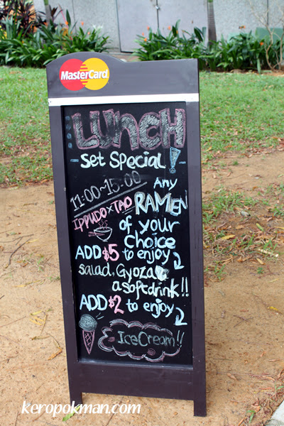 Lunch Special Anyone?