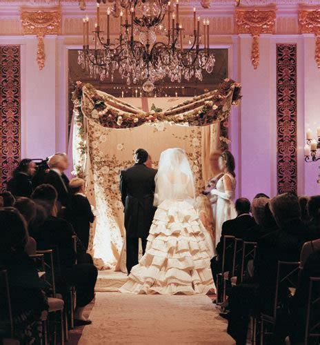 The Wedding Processional Order: Who Walks When?   BridalGuide