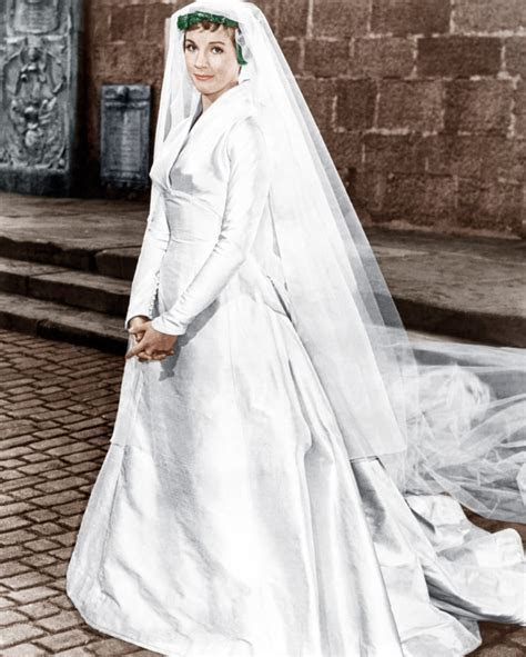 The Sound of Music   Best Movie Wedding Dresses   POPSUGAR