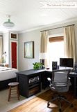 Combination Home Office And Guest Room