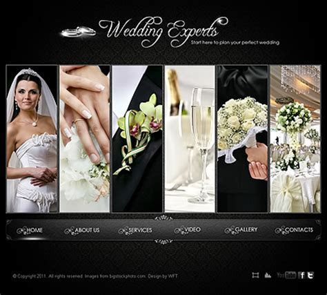 Wedding Experts template free from 08 14 08 20 2015
