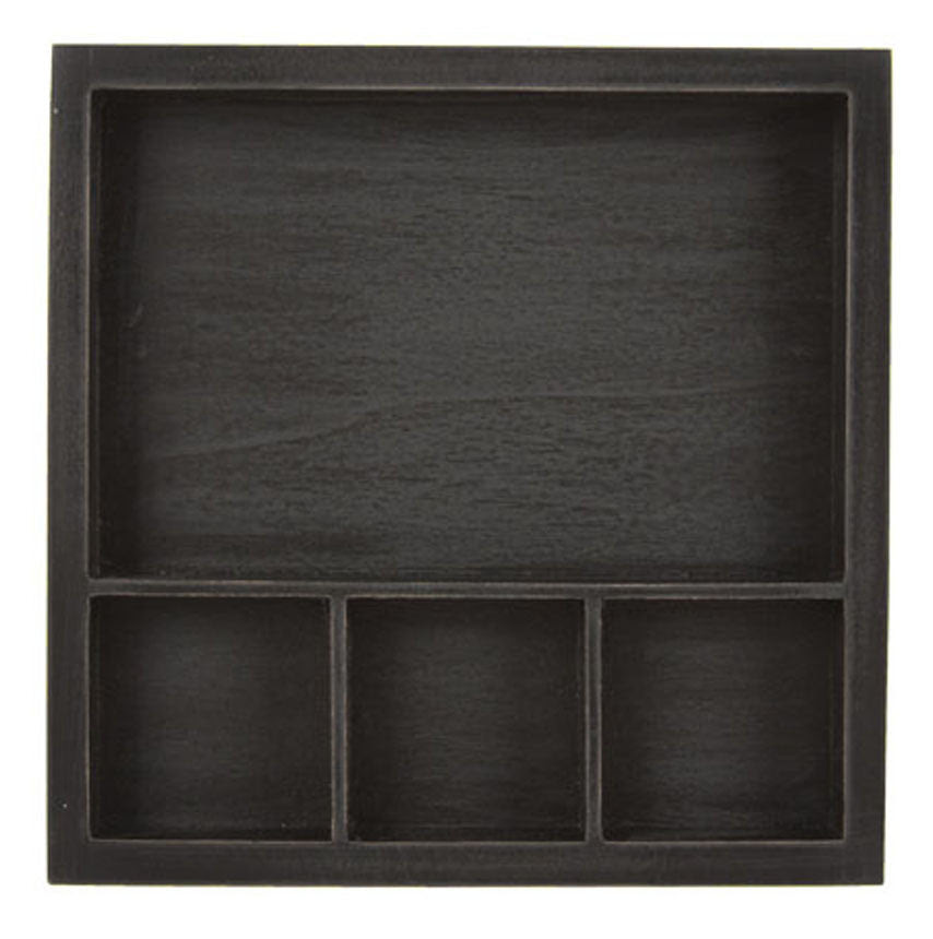 Solo Tray: Black