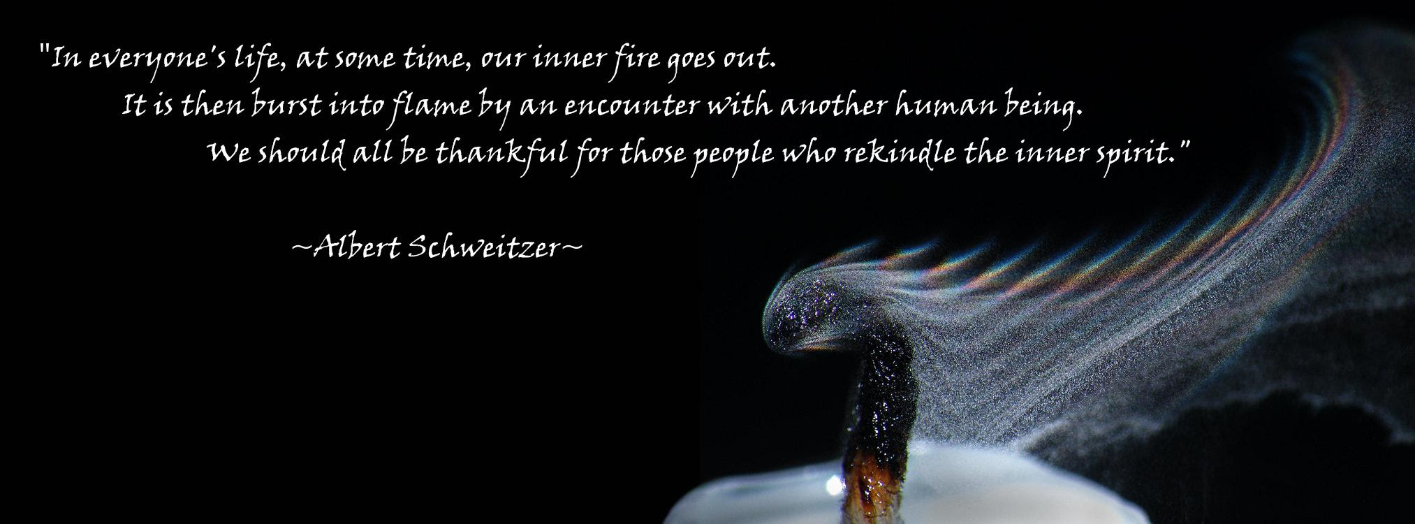 Rekindle The Inner Spirit Albert Schweitzer 2026x750 Quotesporn