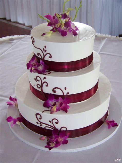 Wedding (3 TIER CAKE)   Birdy's