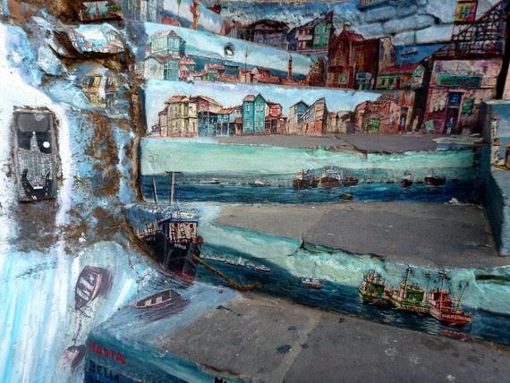 Anne E. Collins: City of Styles: Valparaíso