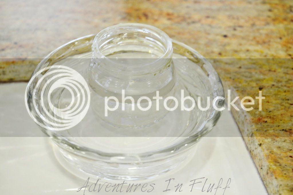 Baby Food Jar in Water