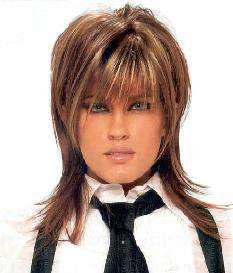 coupe de cheveux cheveux fins