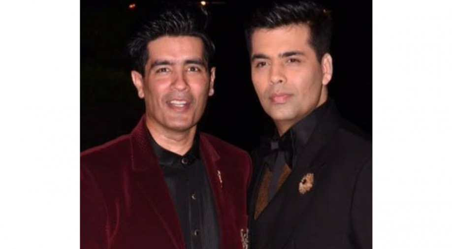Manish Malhotra Shuts Down Karan Johar Dating Rumours Hes Like