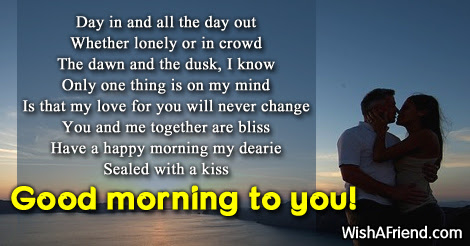 Good Morning Message For Girlfriend Day In And All The Day