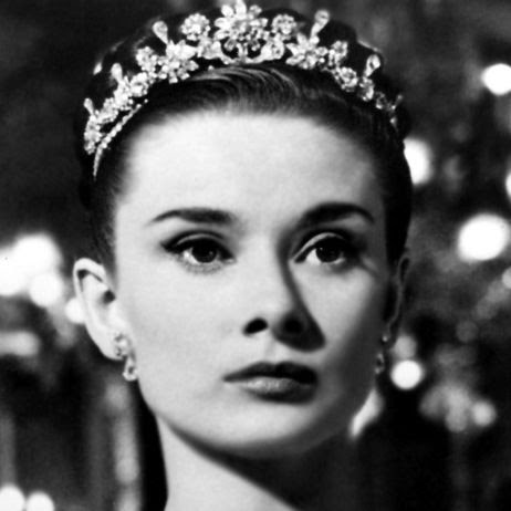 Audrey Hepburn as Princess Ann