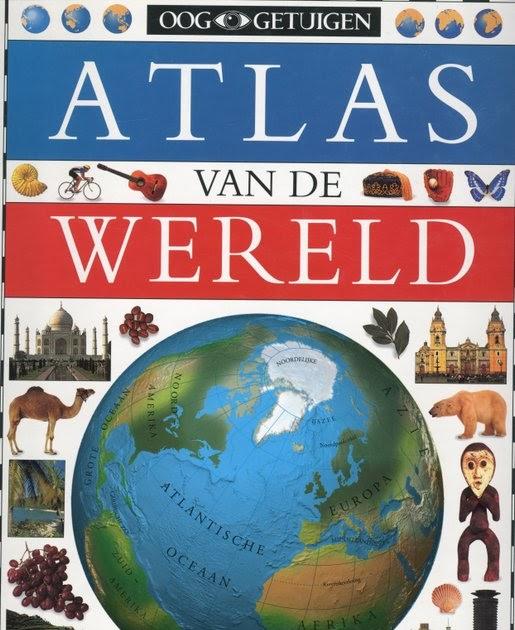 Eigenwijs in onderwijs atlas van de wereld - Kappers huis van de wereld ...