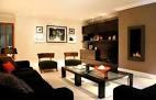 Living Room Color Ideas Dark Furniture Home Interiors Design ...