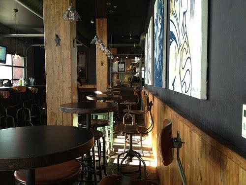 bar at Iron Horse