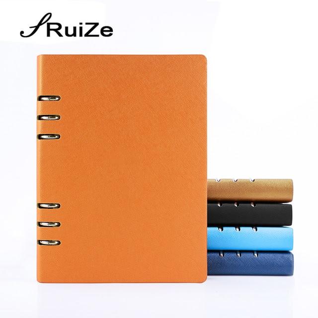 Aliexpress.com : Buy RuiZe 2017 hard cover spiral notebook A5 ...