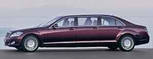 yaitu kendaraan beroda empat glamor dengan  ukuran body yang lebih panjang dari kendaraan beroda empat biasa 5 Mobil Limousine Termahal di Dunia