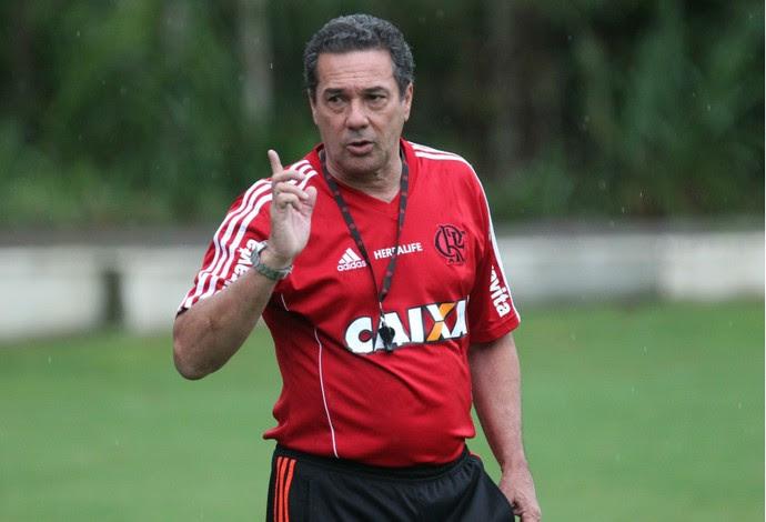 Luxemburgo, Flamengo (Foto: Gilvan de Souza / Flamengo)