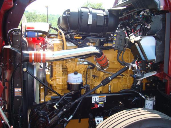 Cat C15 Fuel System Diagram