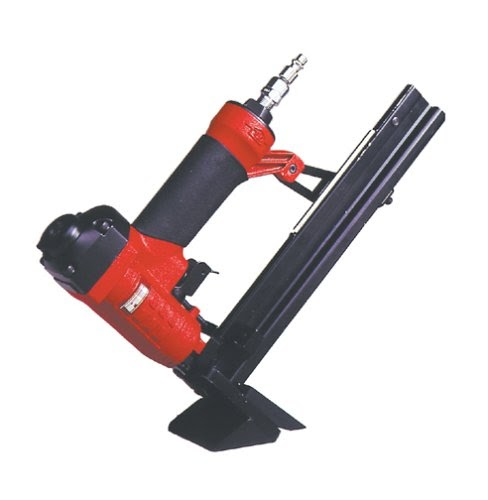Engineered Flooring Stapler: Porta-Nailer 461 1-Inch 18-Gauge Narrow (1/4-Inch) Crown